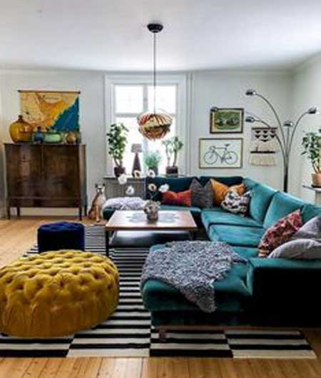 Hot Tips For Eclectic Interior Design