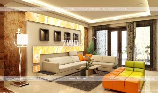 7WD Architect Interior Designer Furniture