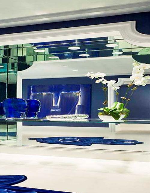 7wd architect interior designer furniture for High end interior design
