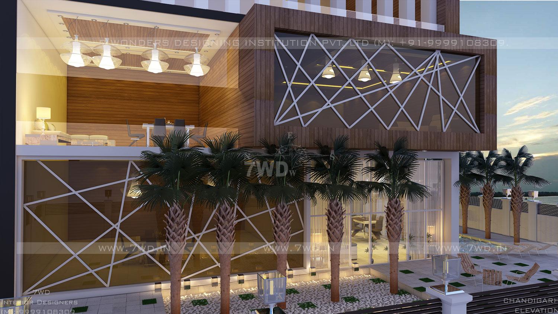 7wd Space Design Studio Interior Designers In Delhi
